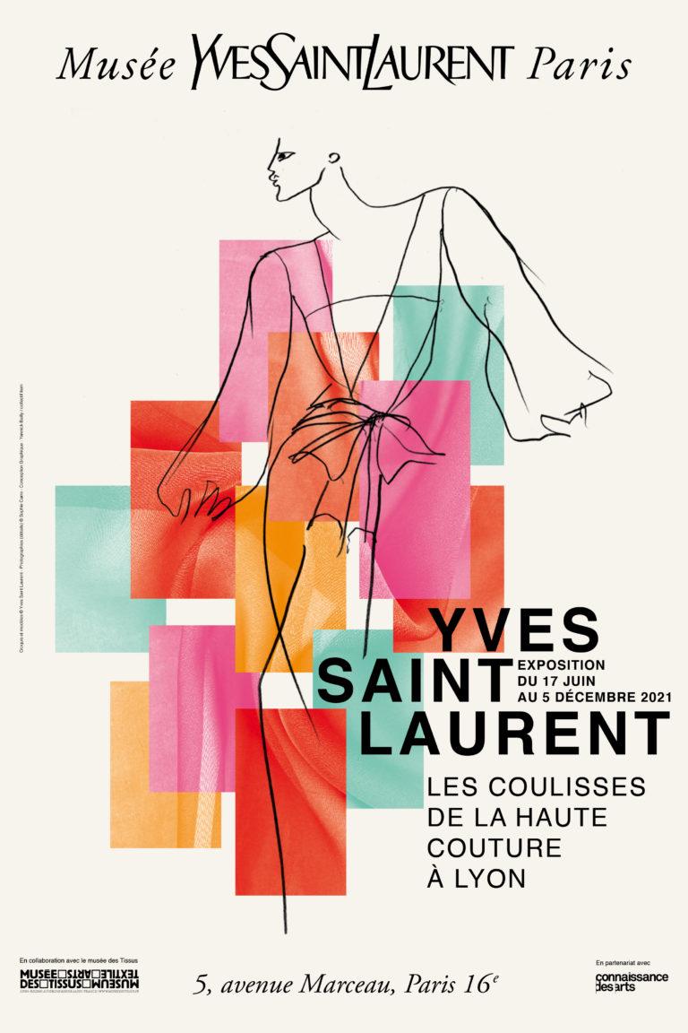 0 Affiche Les coulisses de la haute couture à Lyon