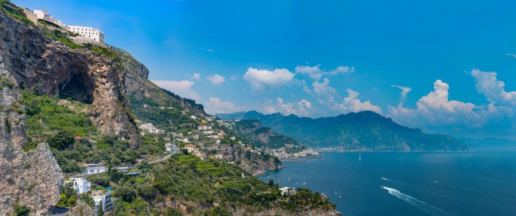 Monasterio Santa Rosa Hotel & Spa: vacaciones italianas