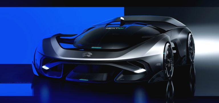 NIO Vision GT