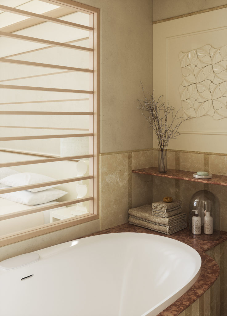 10 Prestige Deluxe Junior Suite Bathtub