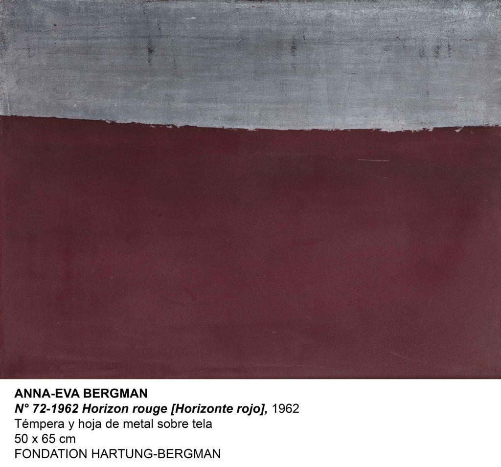 """""""De norte a sur, ritmos"""" de Anna-Eva Bergman"""
