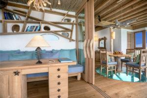 14572 Soneva Fushi 1 Bedroom Water Retreat with Slide