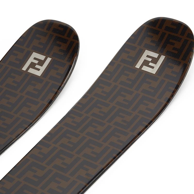 FENDI Skiwear FW20 21 Blizzard X Fendi skis 03