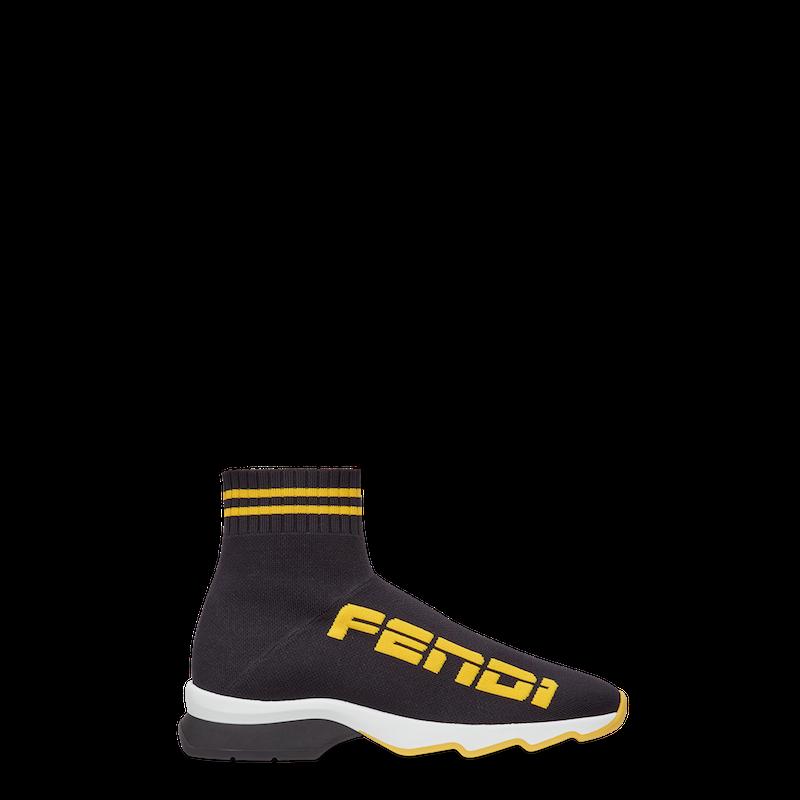 FENDI Skiwear FW20 21 FENDI Tech Rockoko sneakers