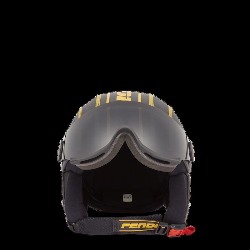FENDI Skiwear FW20 21 FENDI Tech helmet 01