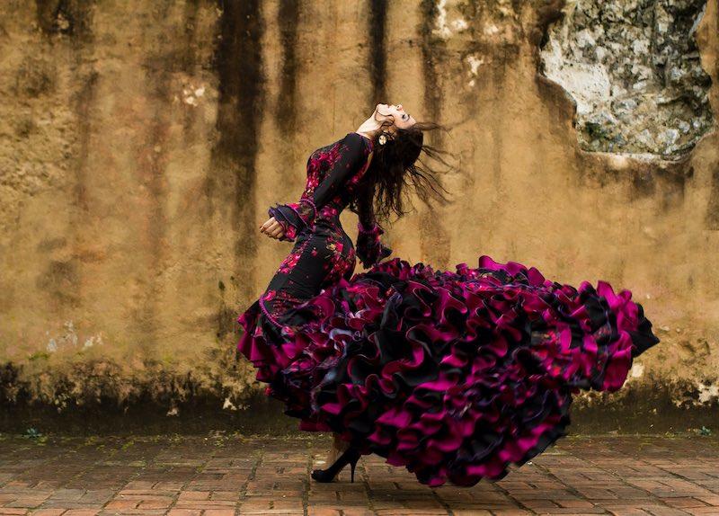 Maria Juncal @Ana Iturbide cortesia SUMA Flamenca