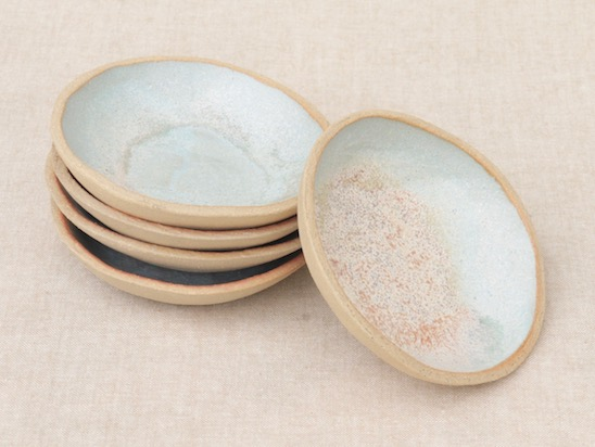 Minmute Ceramiquemariemo coupelle 6 mouchetee