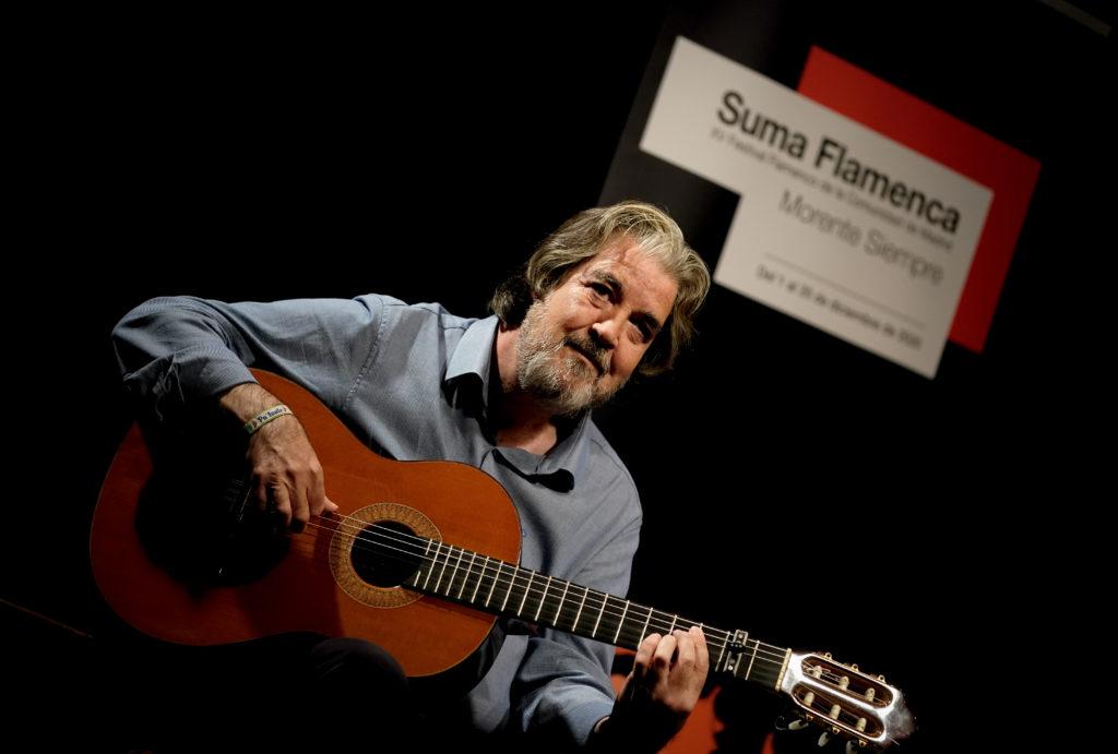 Presentacion Suma Flamenca Rafael Riqueni @Daniel Pozo 1