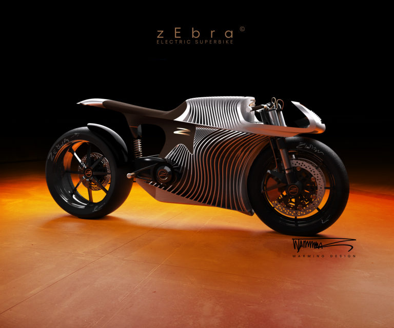 Zebra Electric Superbike
