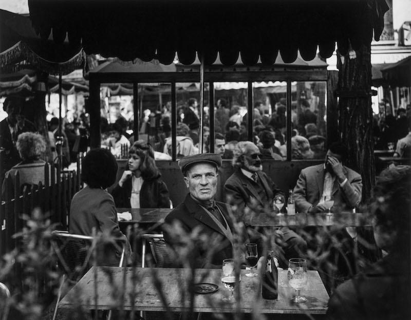 24 Retrato en Le Tertre 1962 Paris