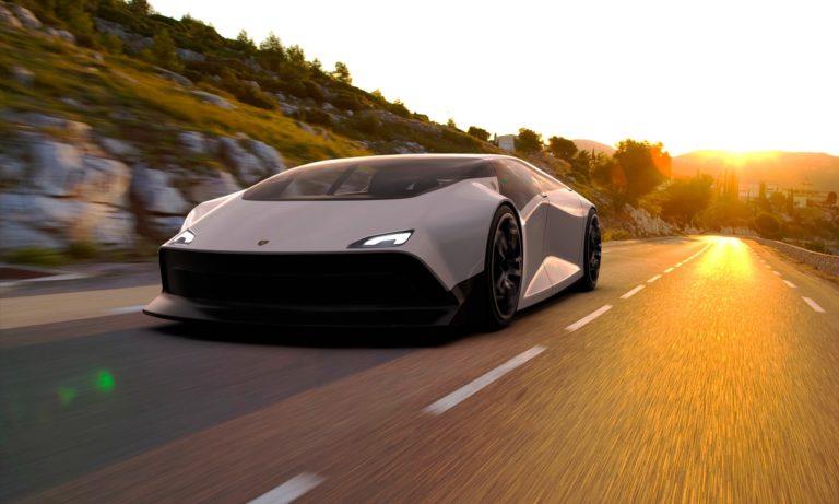Lamborghini Electroveloce