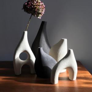 A BRAY DEPERNE 5 sculptures