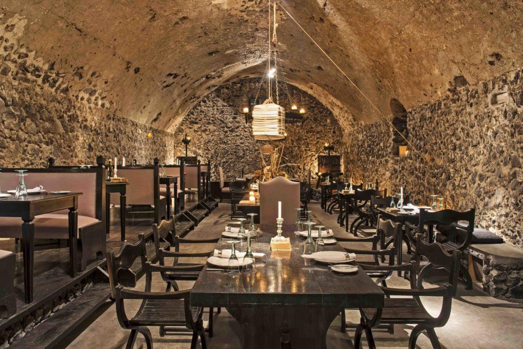 Alati Restaurant Interior