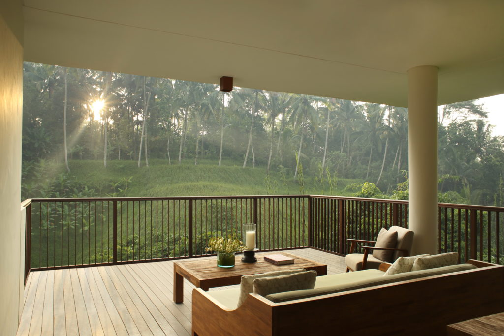 Alila Ubud Accommodation Terrace Tree Villa Terrace 02