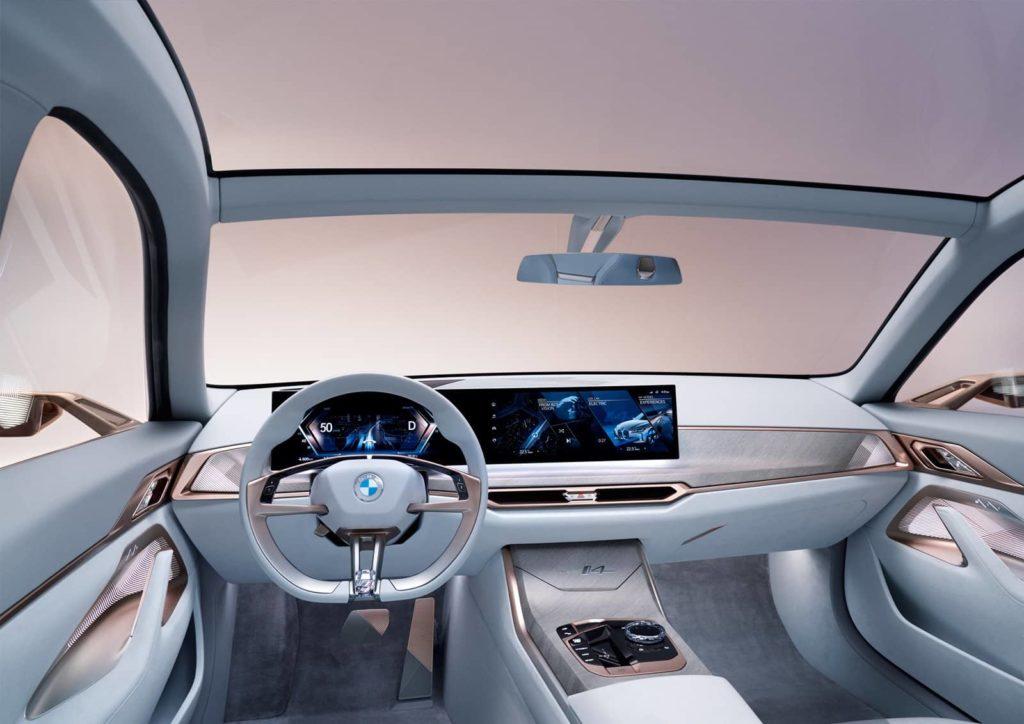 BMW i4 concept 2020 6