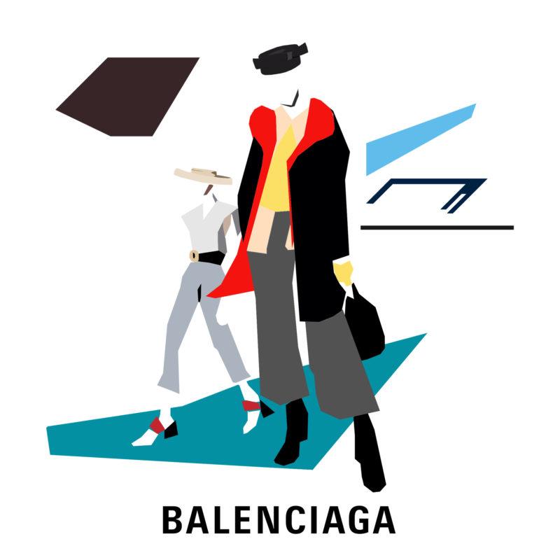 Balenciaga La elegancia del sombrero e1623844826132