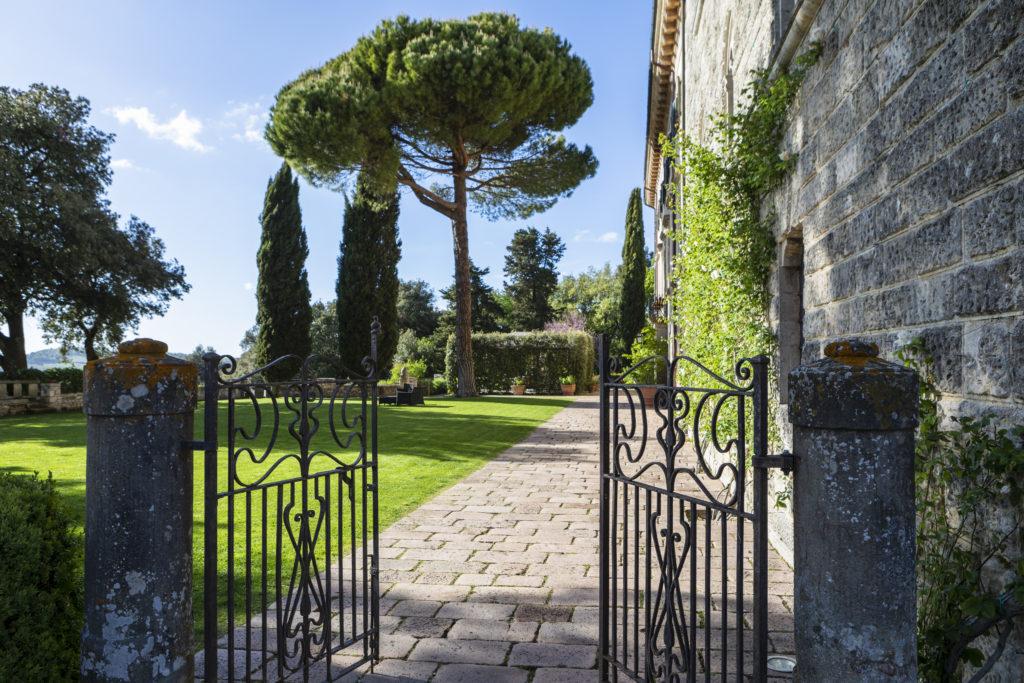 Borgo Pignano Exterior Terrace © Beyond Green
