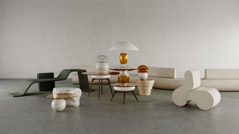 Capsule Collection by Trueba Studio