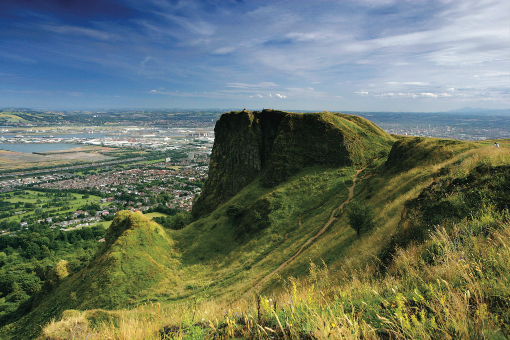 Cave Hill Belfast