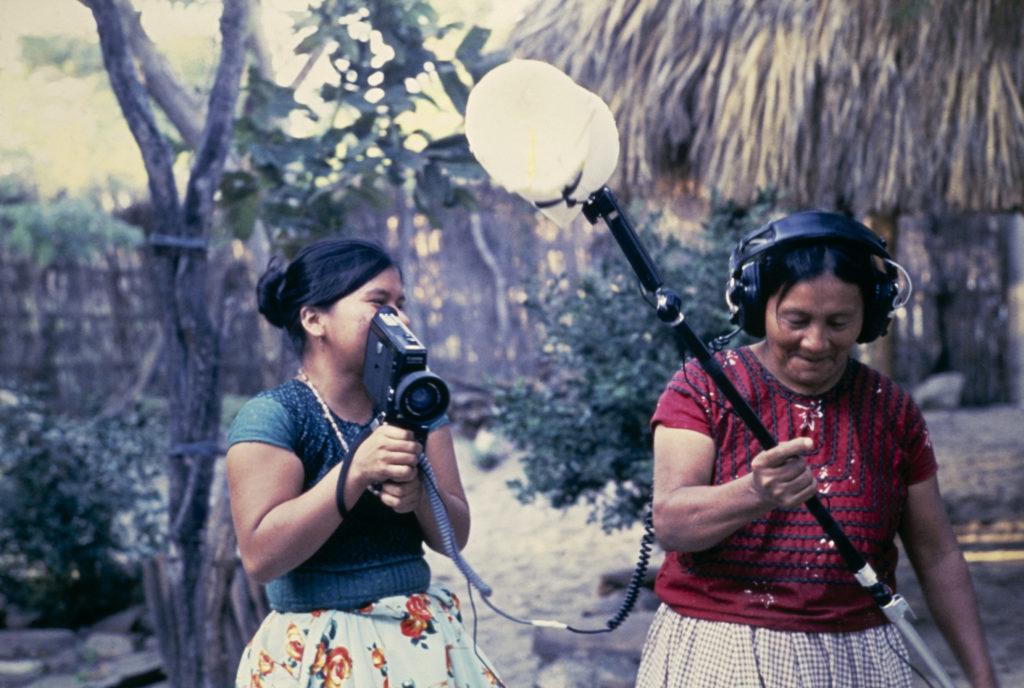 Cine y vidas indígenas
