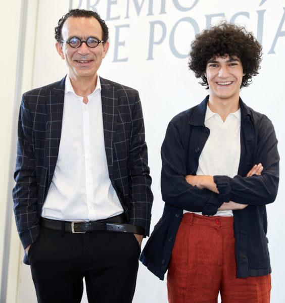 Diego Doncel y Mario Obrero ganadores del premio scaled e1623943950891