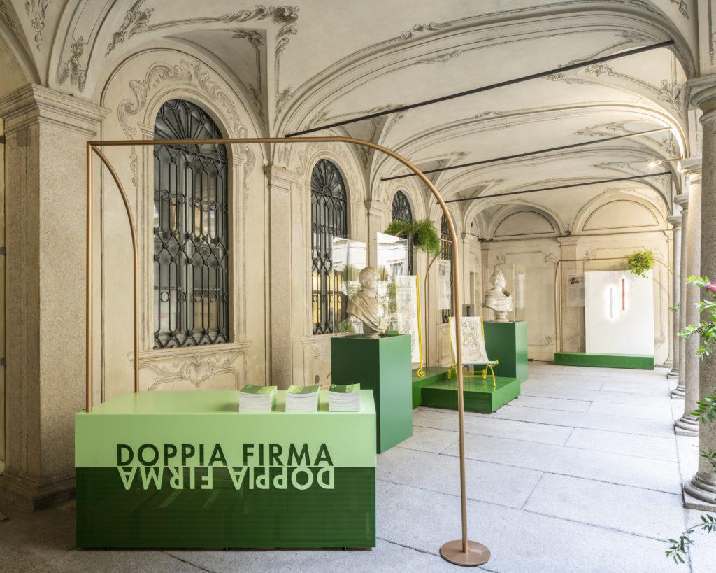 Doppia Firma 21 allestimento © Luca Rotondo MFCC FCMA Living