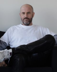 FOTO James Frey rights cleared credit to Ellis Alexander Frey
