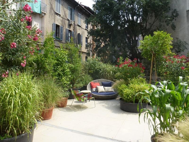 Foto 9 terraza privada 2 Milano