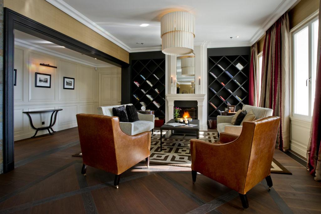 HotelVillaHoneggLobby