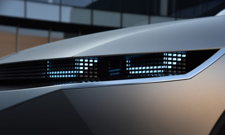Hyundai 45 EV Concept front