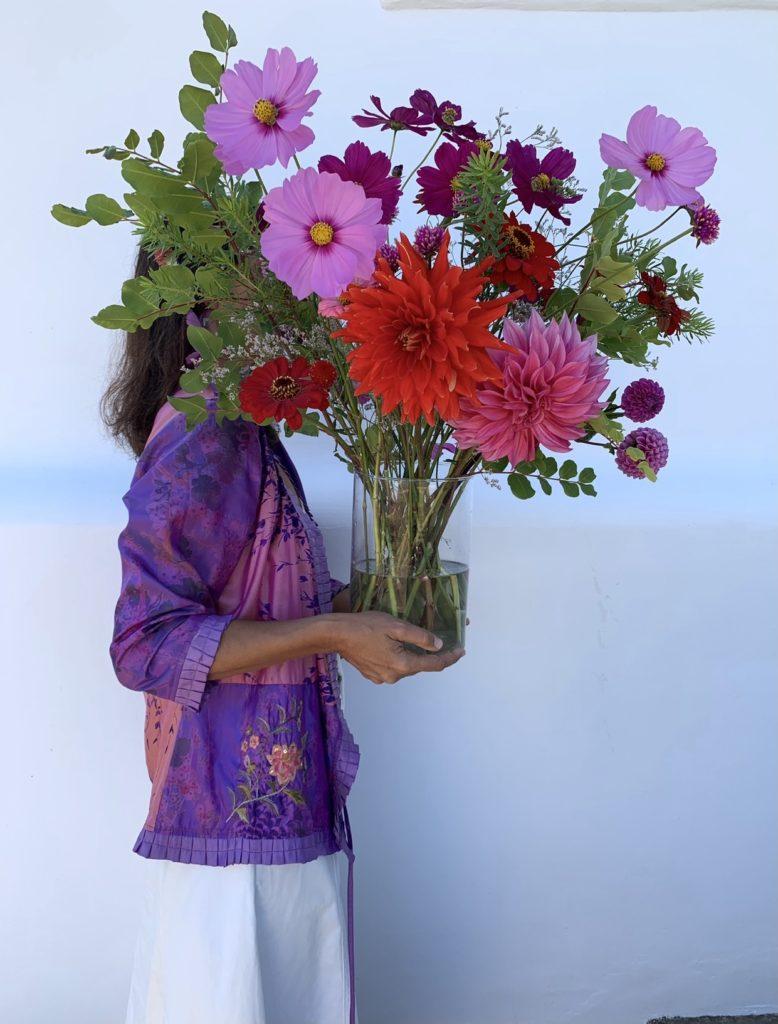 Floreando Ando. La naturaleza como fuente de inspiración