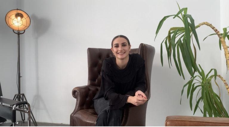 Entrevista Sandra Escacena