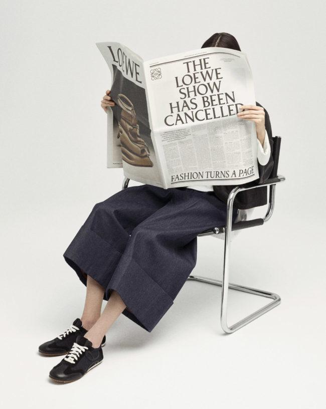 LOEWE Newspaper