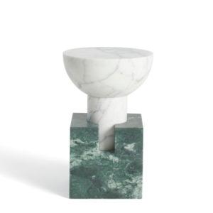 Block Side Table. Fotografía: Alessandro Sorci
