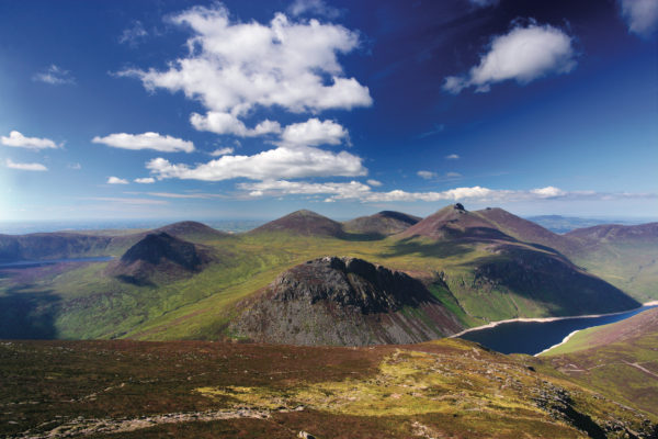 Mourne Mountains lead