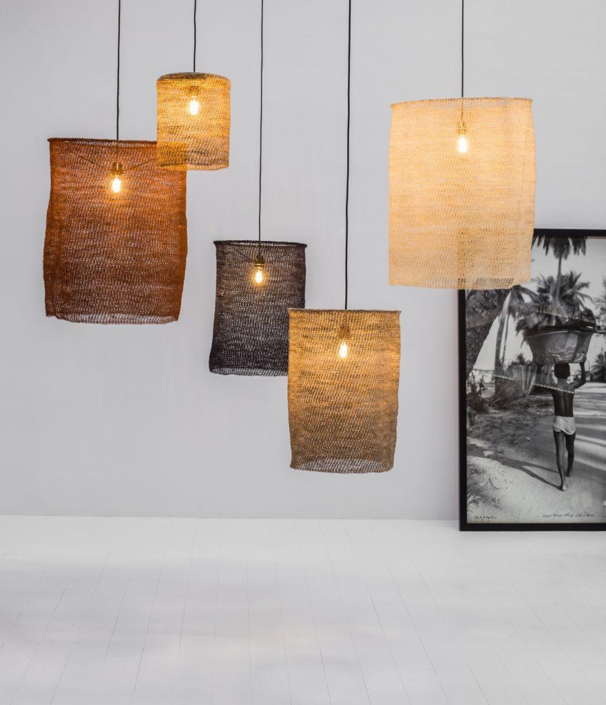 NUS lampshade all range sisal letspause