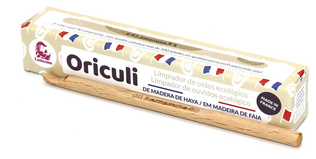 Oriculi de madera de haya de Lamazuna 1