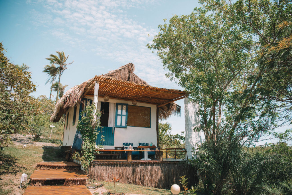 Casa Bobô: una 'ecoposada' en el paraíso