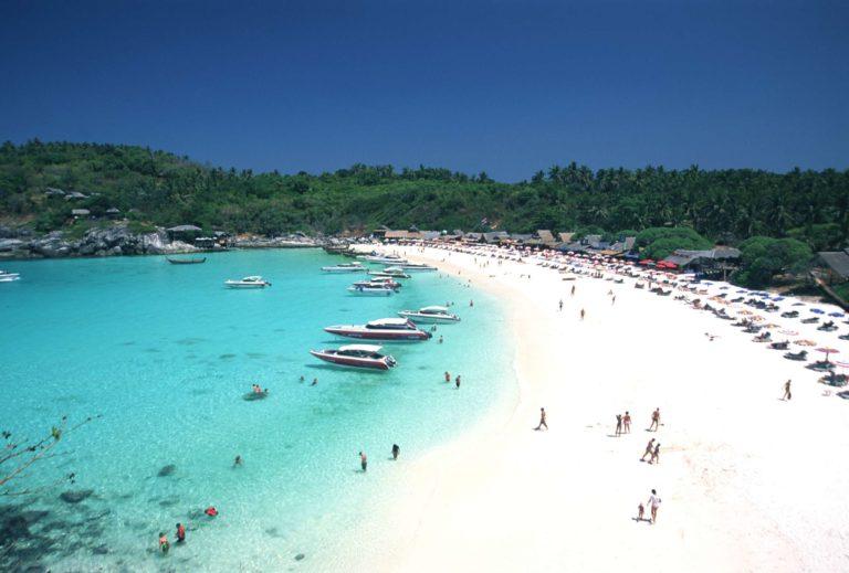 Phuket, primer paraíso tailandés en reabrir sus puertas