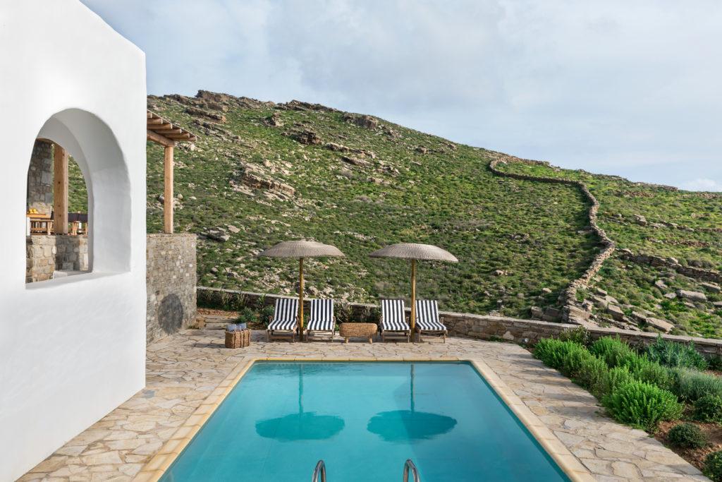 Private Terrace Pool