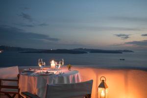 Terraza Privada - Special Dining Experience Hotel Perovilas