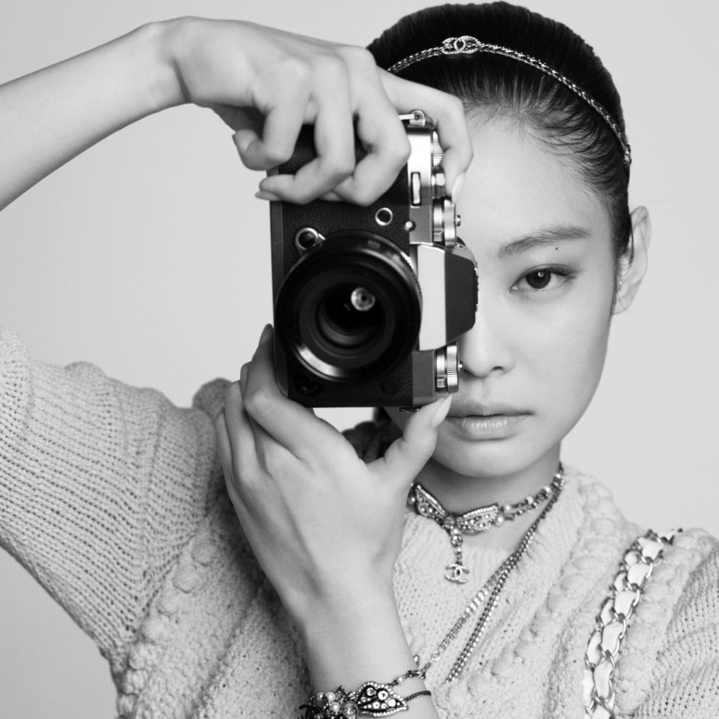 SS 2022 RTW JENNIE Portrait by Inez Vinoodh Instagram square 3
