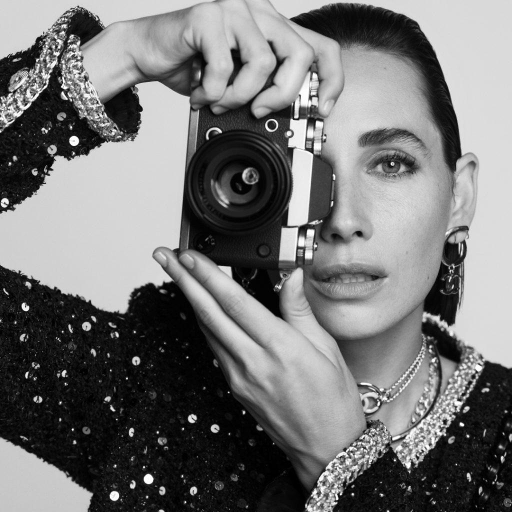 SS 2022 RTW Rebecca Dayan Portrait by Inez Vinoodh Instagram square 3