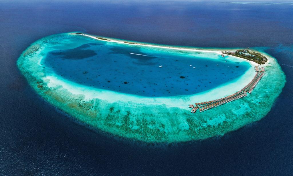 Seaside Finolhu vista aerea © Seaside Finolhu