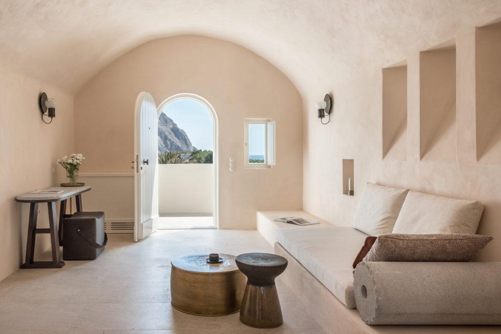 Storia Suite Living Area