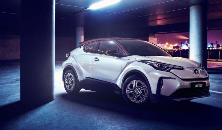 Toyota CHR Electrico 2
