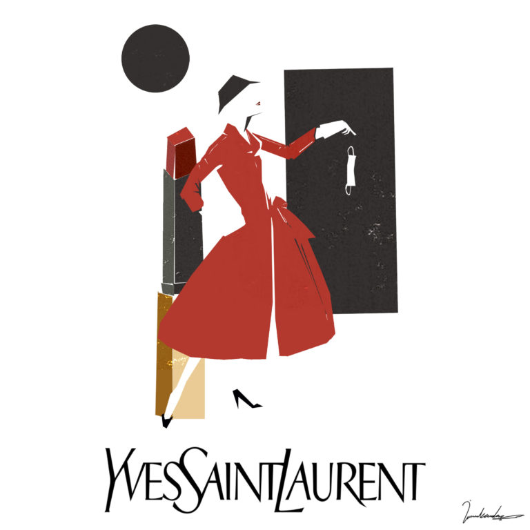 LipsAreBack Yves Saint Lauren