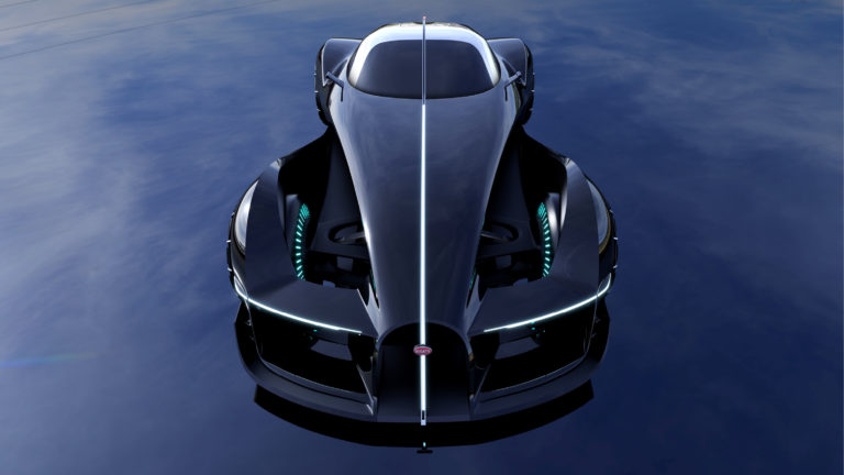 Bugatti Hommage