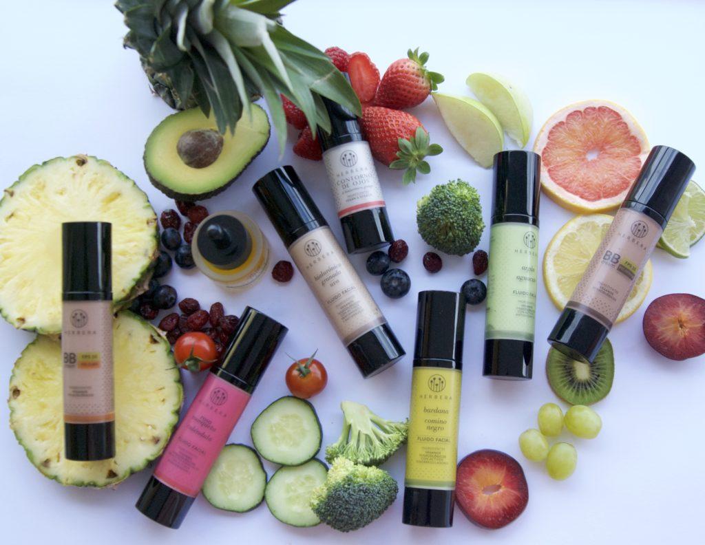 cosmetica ecologica herbera