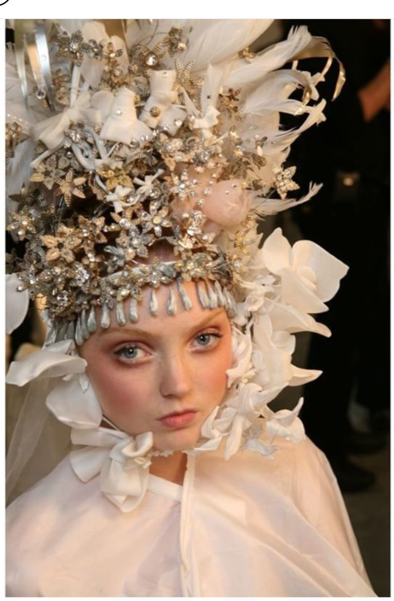 create for CHRISTIAN LACROIX